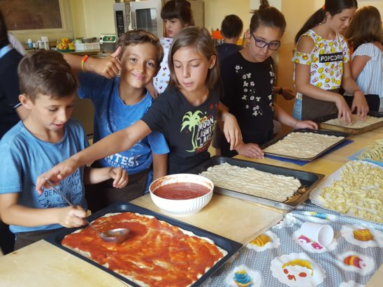 Summer Camps Siena